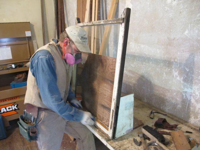 Window scraping and repair 5k in cincinnati for 189 window replacement