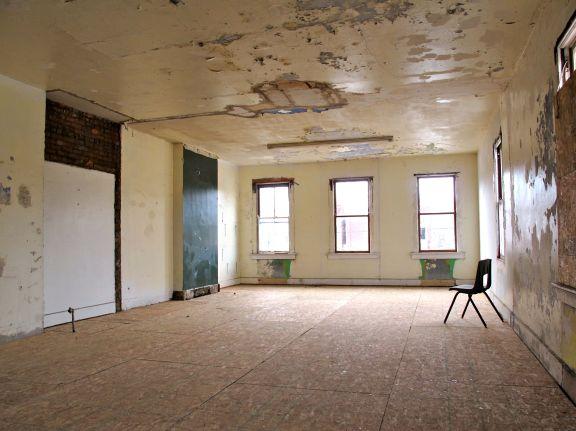 The second floor.