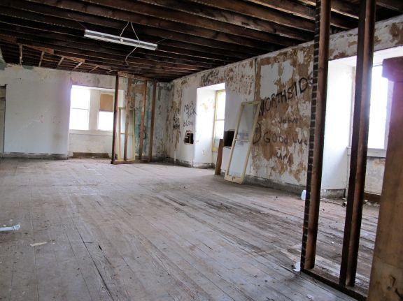 The third floor.